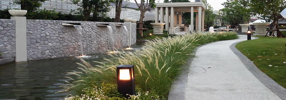 Alpine Garden Design ออกแบบสวน ตกแต่งสวน จัดสวน ออกแบบสนามกอล์ฟ