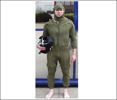 COOLING SUIT - DCA System & Service