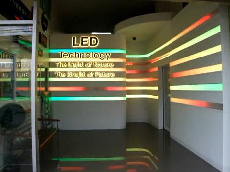 จำหน่ายไฟแอลอีดี ไฟled module ไฟled ribbon ไฟled rope light led ซ่อนหลืบฝ้า led spot lamp แทน หลอดฮา
