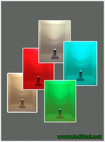 LEDTHAI จำหน่าย Spot Lamp led light RGB  ไฟ 220vทดแทนหลอดฮาโลเจน สามารถใช้งานได้เลย  ประดับตกแต่ง ไฟเปลี่ยนสี ประหยัดพลังงาน ให้แสงสว่างเกินคาด