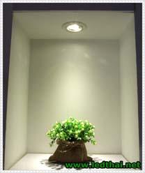 LED Downlight ไฟประดับอาคาร ตกแต่งภายใน บ้าน สำนักงาน ทางเดิน