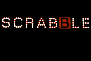 ผลงานป้าย scrabble