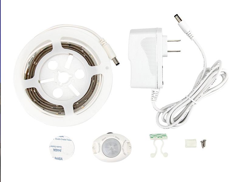 อุปกรณ์ไฟ LED เซ็นเซอร์