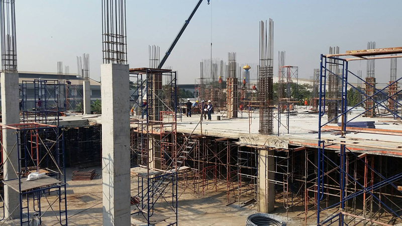 New Factory Building of SRR - LTE Consults
