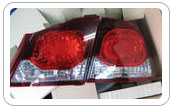 Tail lamp Civic 2009