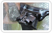 Insulator engine mounting Civic2009 1.8