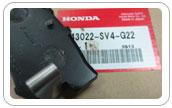 Honda disc brake ผ้าเบรคหน้า หลัง