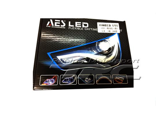 ไฟLED Daylight รุ่นไฟเส้น 2 STEP สีขาว/เหลืองขนาด 60 CM ยี่ห้อ AES (รับประกัน LED 3 เดือน)