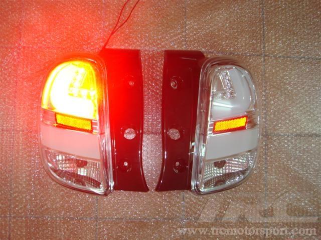 ไฟท้าย MARCH 2010 EURO LIGHT BAR V3.0 สีขาว