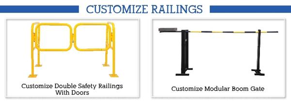 Customize Railings